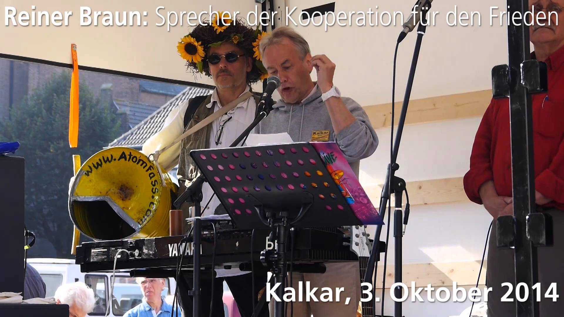Rede Reiner Braun (IALANA) am 03.10.2014