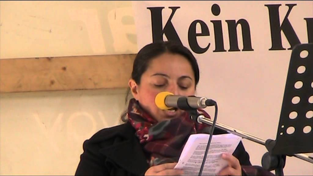 Rede vom Sevim Dagdelen, MdB DIE LINKE bei der Kalkar-Demo 2013
