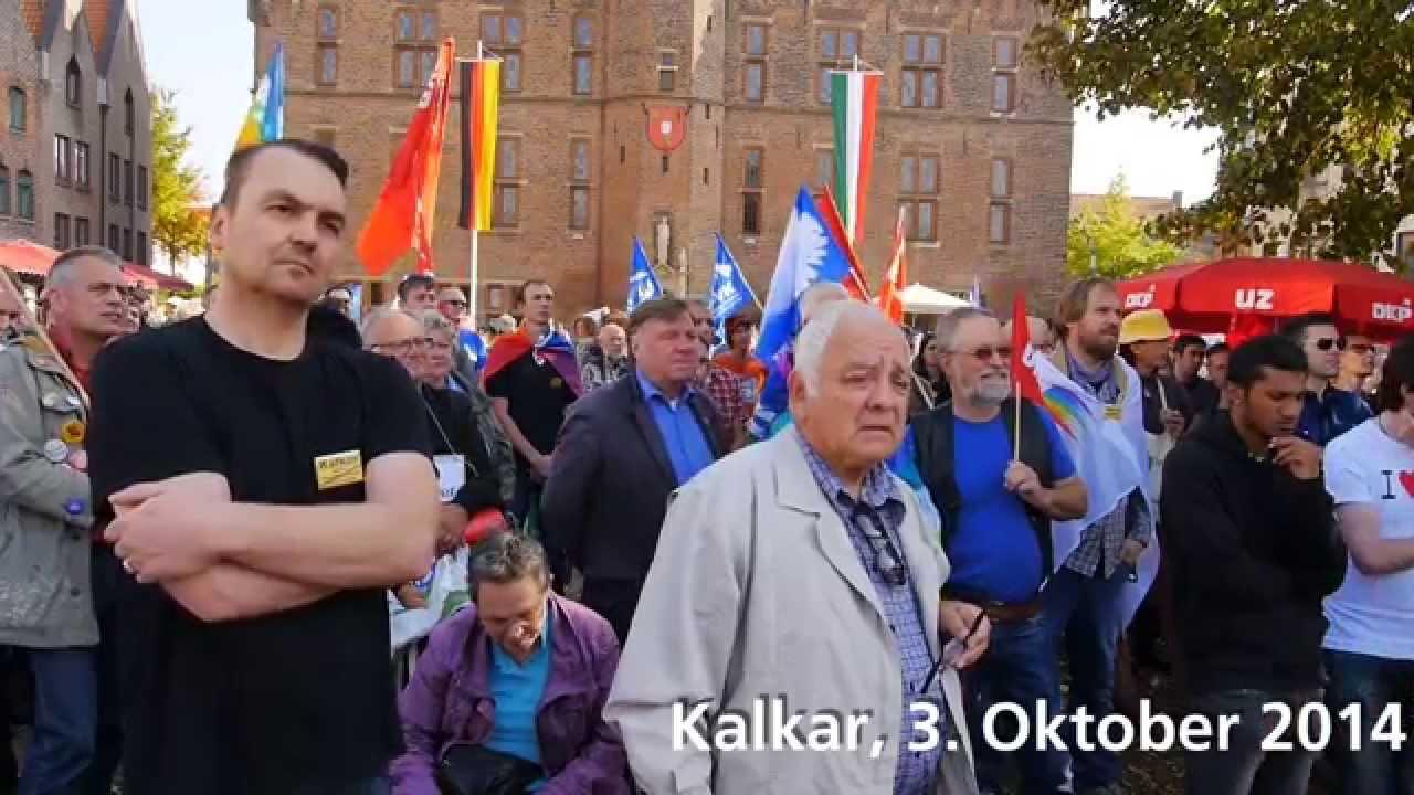 Ulrich Sander: Eröffnungsrede zur Demo am 03.10.2014