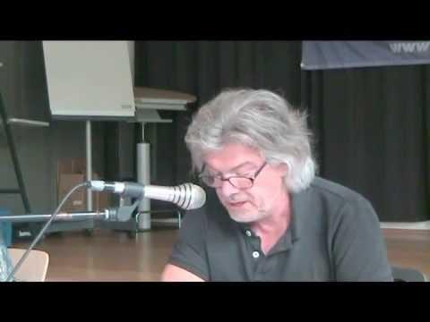 Lühr Henken spricht über Kalkar und aktuelle Trends der Aufrüstung der Bundeswehr
