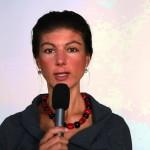 Sahra Wagenknecht: Kommt nach Kalkar!