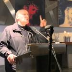 Krieg ist Krankheit, keine Lösung – Eugen Drewermann Vortrag