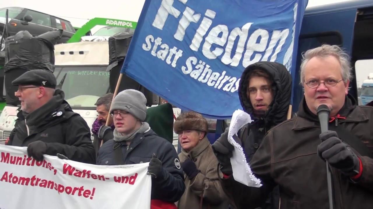 Tobias Pflüger zu den diesjährigen US-Truppenstationierungen in Ost-Europa